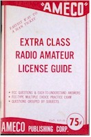 Extra Class Amateur Radio License Guide, 1968