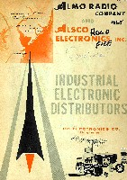 ALMO Radio/ALSCO Electronics Catalog, AL-65