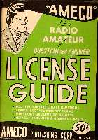 Radio Amateur Question & Answer License Guide, AMECO 1963
