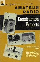 Amateur Radio Construction Projects, Charles Caringella W6NJV, SAMS 1965