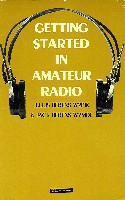 Getting Started in Amateur Radio, Rider revised 1965