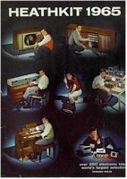 1965 Heathkit catalog
