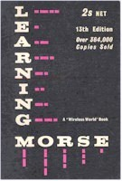 Learniing Morse, H. F. Smith, Wireless World, 1966