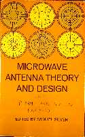 Microwave Antenna Theory and Design, Samuel Silver, Dover 1965