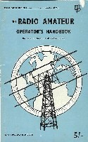 The Radio Amateur Operator's Handbook, Data Publications, LTD 1965