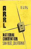 1965 ARRL National Convention, San Jose, California