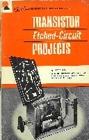 Transistor Etched-Circuit Projects, Sams 1965