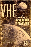 VHF for the Radio Amateur, Frank Jones, CQ 1961