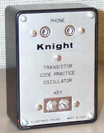 Knight CPO (uses CK722)