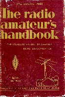 1965 ARRL Radio Amateurs Handbook (hard binding)