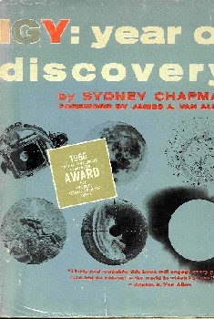 IGY: Year of Discovery, by Sidney Chapman