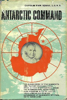 Antarctic Command, by Finn Ronne