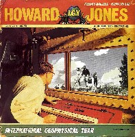 Hower Jones IGY cover 45 from UK