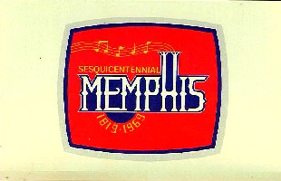 A free QSL card distributed by the City of Memphis in honor of the Sesquicentennial in 1969.  Many thousands were issued.  There was a also an associated award for contact with five Memphis stations during the celebration year.