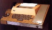Teletype 33 (looks like 35) terminal
